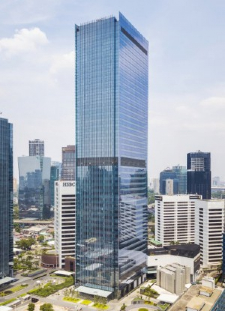 World Trade Centre 3 (PWC)